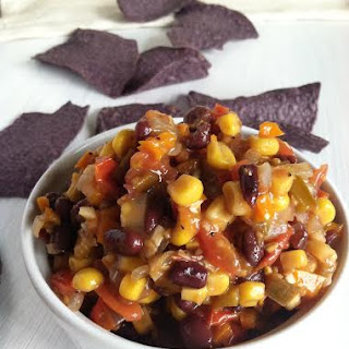 Easiest Sweet Salsa