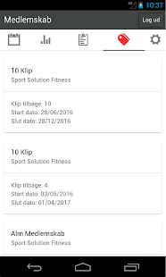 Sport Solution Booking – miniaturescreenshot