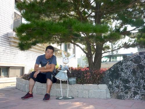彰化民宿推薦-田尾公路花園+參觀夜照燈菊【花宿民宿】