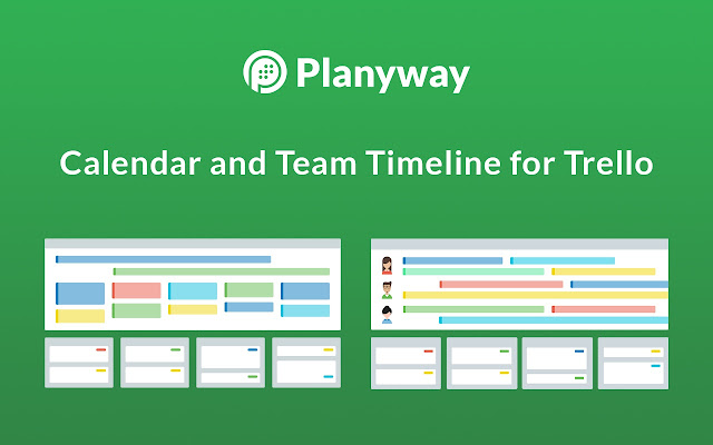 Planyway: Calendar and Timeline for Trello Screenshot