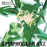 Senki Zesshou Symphogear AXZ Character Song 05 Kirika Akatsuki