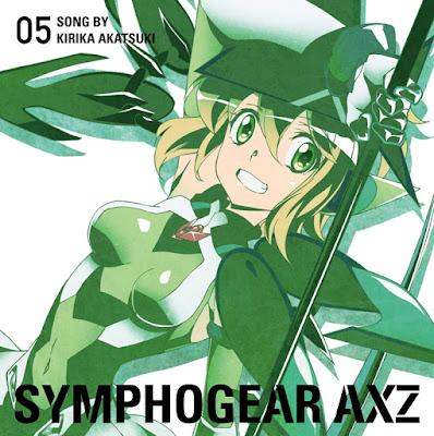 Senki Zesshou Symphogear AXZ Character Song 05