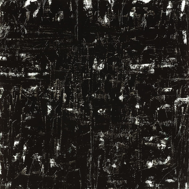 <p> <strong>Black Lake III</strong><br /> Oil on canvas<br /> 40&rdquo; x 40&rdquo;<br /> 2020-2021</p>