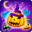 Witch Splash 2020 - Candy Connect Puzzle icon