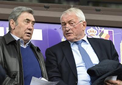 """Van Himst geeft Rutten raad: """"Hij moet blijven staan, mannen die achteruit passen heeft Anderlecht al genoeg"""""""