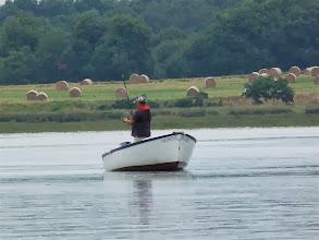 Photo: espace de rencontres avec la faune ou avec lespêcheurs locaux