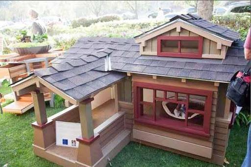 ペットハウスデザインのアイデア