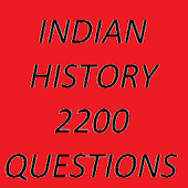 Indian History 2200  Questions