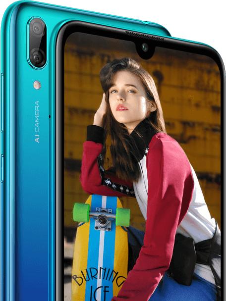 Камера Huawei Y7 2019