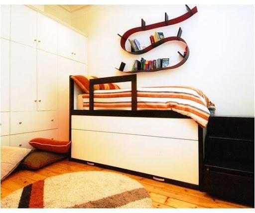子供の寝室のアイデア