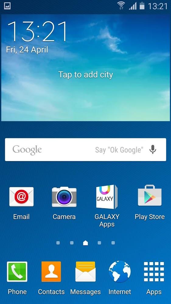 Android Lollipop Simulator - App Demo
