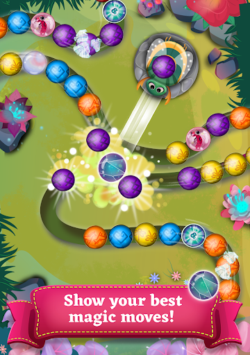 Violas Quest - Marble Blast - screenshot