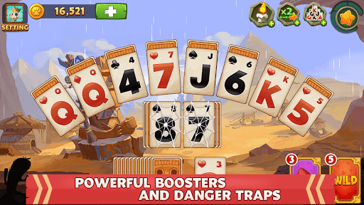 Solitaire - Island Adventure : Free Card Games 1.9.8 screenshots 2