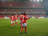 Le Standard Liège prend la mesure du Club de Bruges et file en demi-finale de la Coupe de Belgique