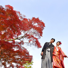 Wedding photographer Kazuki Ikeda (kikiphotoworks). Photo of 09.12.2017