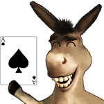 The Donkey Icon