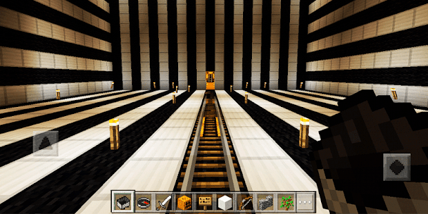 Escape from the witch. Map for MCPE - náhled