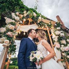 Wedding photographer Denis Manov (DenisManov). Photo of 24.08.2018