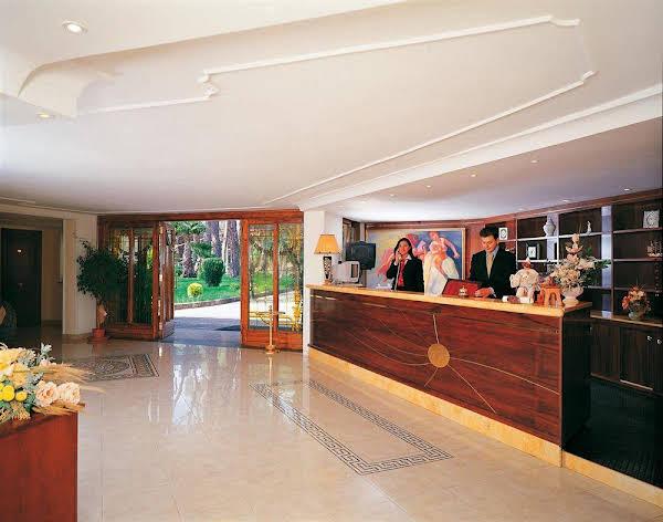 Hotel Parco Vesevus