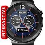 Titanium Brave HD Watch Face Icon