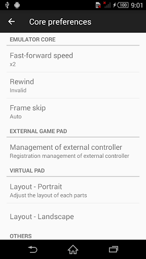 Matsu PSX Emulator - Multi Emu  10
