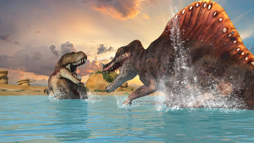 Dinosaur Games - Deadly Dinosaur Hunter 1.2 screenshots 5
