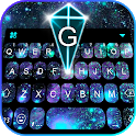 Galaxy 3D Keyboard Theme icon