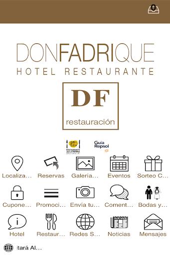 Don Fadrique