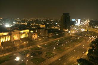 Photo: Lima: le palais de justice vu depuis notre hôtel