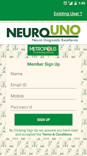 NeuroUNO Metropolis Screenshot