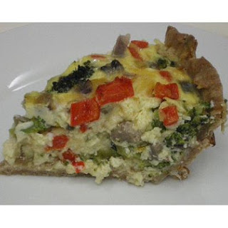 Quiche Crusts
