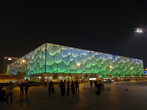 Photo: Water Cube