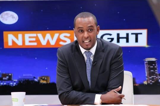 Journalist Hussein Mohamed