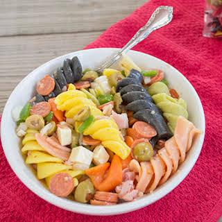 Easy Italian Pasta Salad #CookoutWeek.