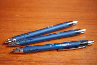 Photo: uni-ball Jetstream RT Fine Point Retractable Roller Ball Pen