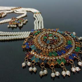 Gahona  by Atreyee Sengupta - Artistic Objects Jewelry