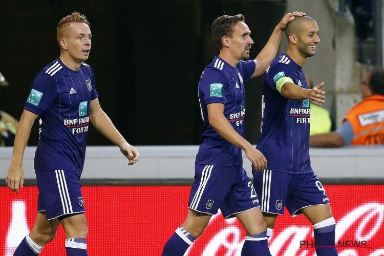 Le Sporting d'Anderlecht doit vaincre et convaincre