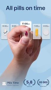 Pills Time Medication Tracker & Pill Reminder v1.9.7 (Pro) 1