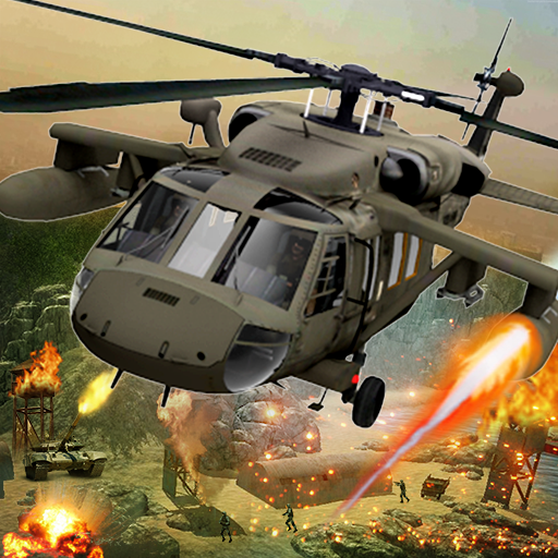 Gunship Air Attack : Battle 3D