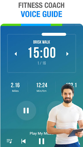 Walking App - Walking for Weight Loss 1.0.15 screenshots 4