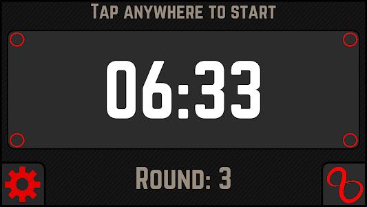 Boxing Timer screenshot 5