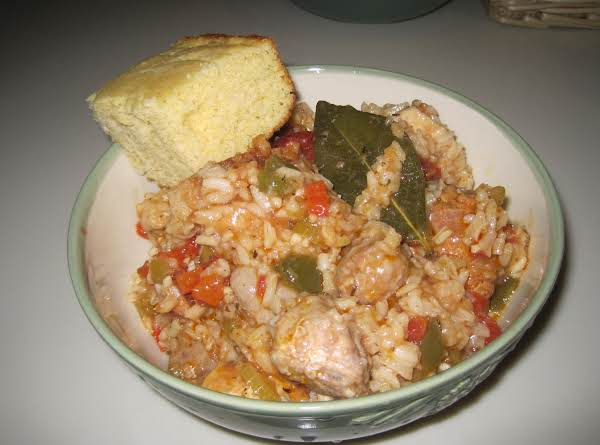 Jambalaya By Rose Recipe