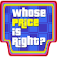 Whose Price is Right? (game)