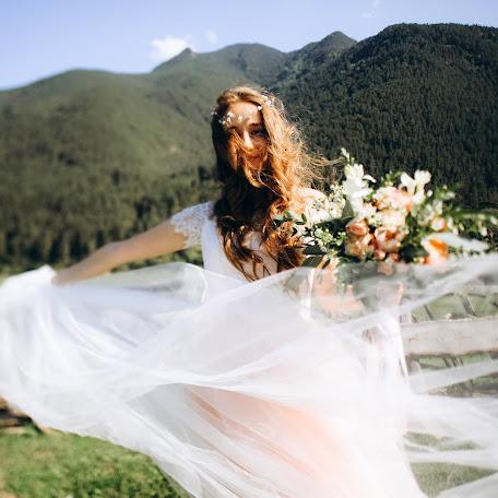 Wedding photographer Yulya Vlasova (vlasovaulia). Photo of 01.10.2017
