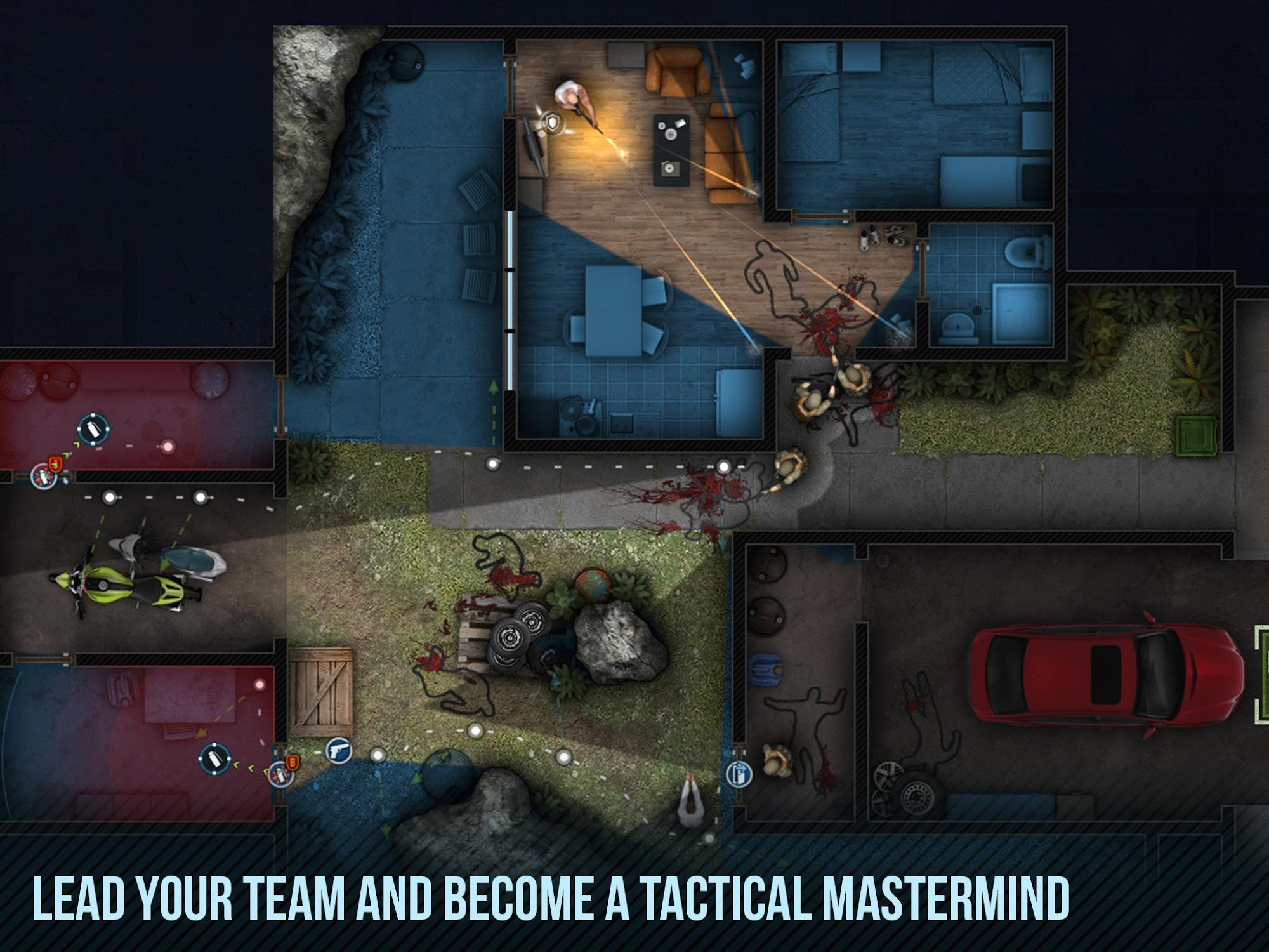 Door Kickers screenshot #1