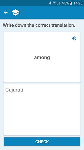 Gujarati-English Dictionary 2.0.1 screenshots 5