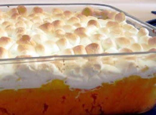 Mashed Sweet Potato Casserole Recipe