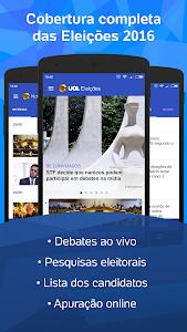 UOL Eleições 2016 – Apuração screenshot 0