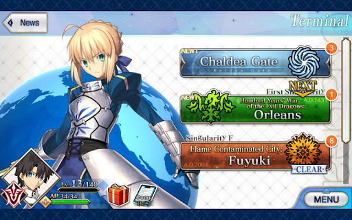 Fate/Grand Order (English) 2.5.1 screenshots 18