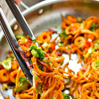 Sweet Potato Stir Fry Vegetarian Recipes